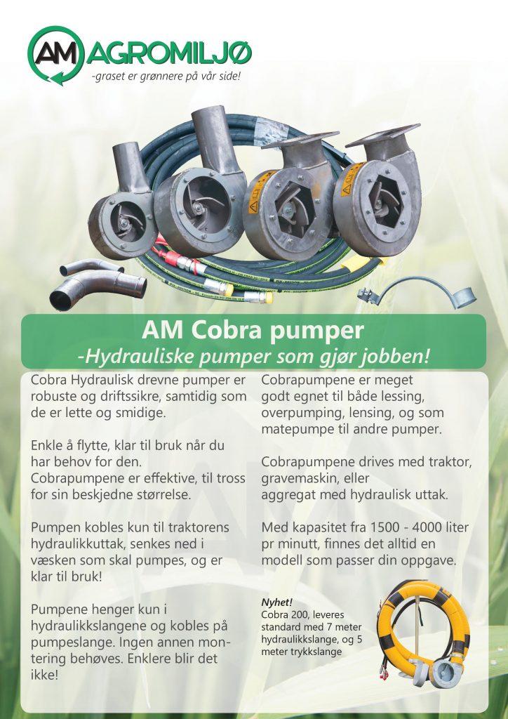 AM Cobra pumpe
