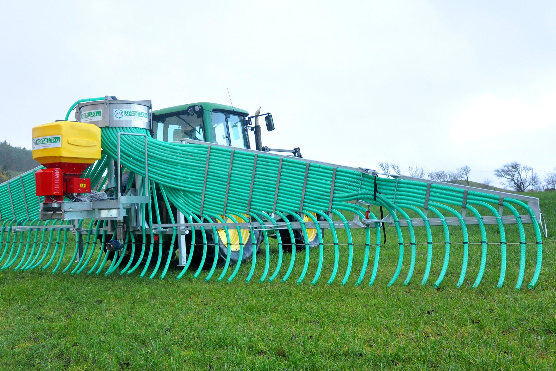 Agromiljø stripespreder link